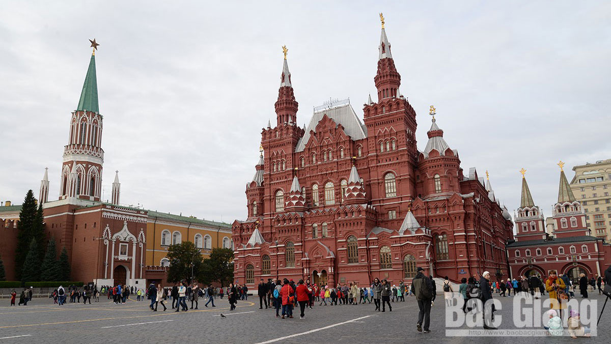 Ấn tượng mùa thu nước Nga